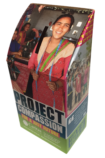 Project Compassion box
